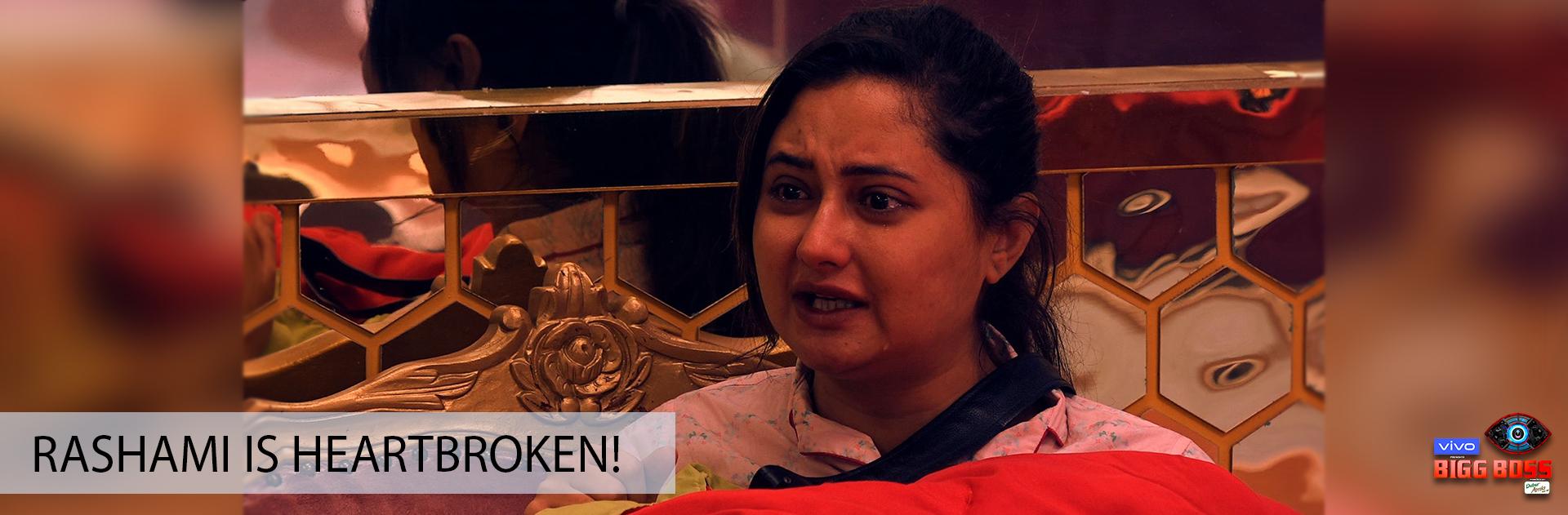 Rashami Desai digs into the past! #BiggBoss13
