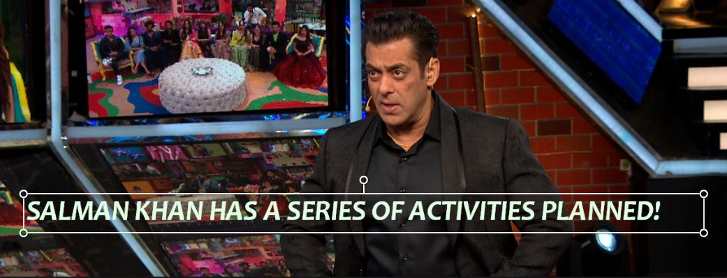 #SomvaarKaVaar with Salman Khan!