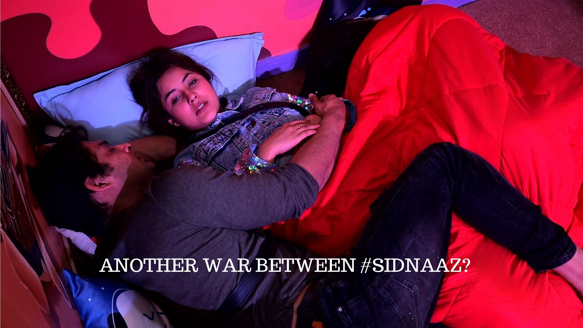 Another divide between #SidNaaz?