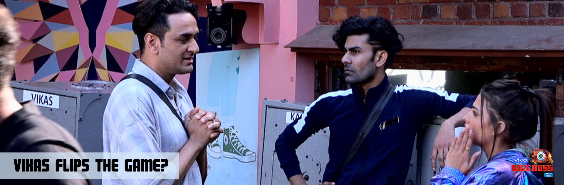 Mastermind Vikas Gupta turns around the 'Noton ki Baarish' task