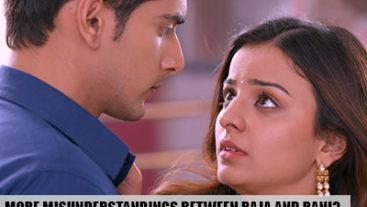More misunderstandings between Raja and Rani?