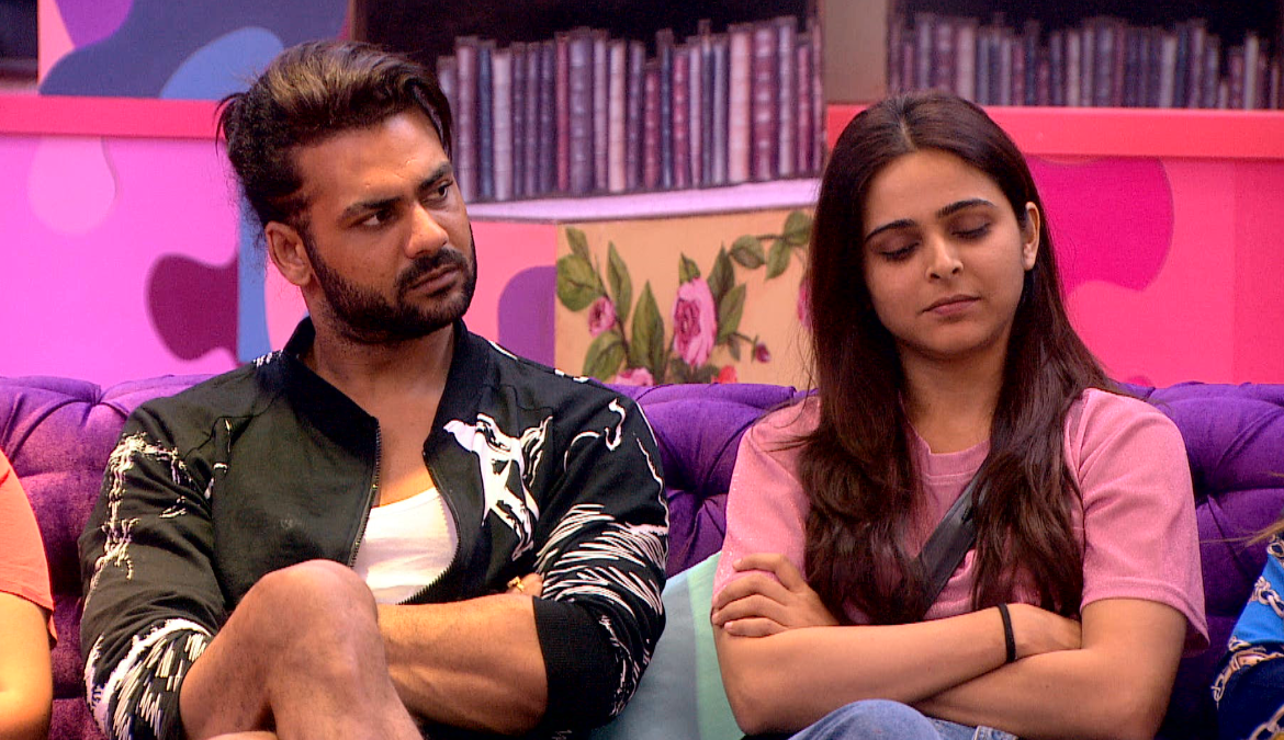 Is Madhurima the captain of the house?