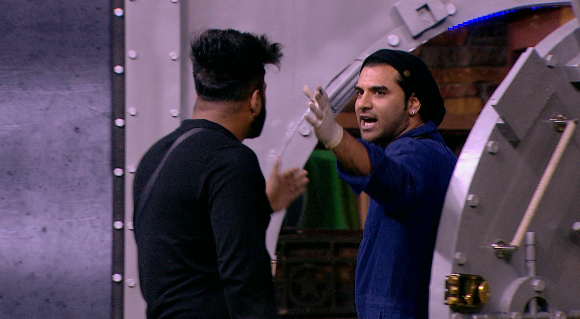 A glimpse into tonight's task with!