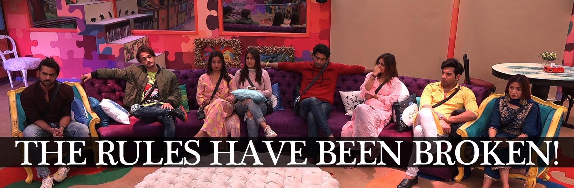 Trouble for Vishal, Asim and Rashami?