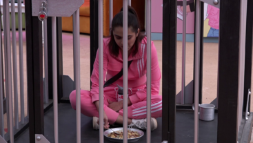 Rashami is just getting Vishal back in the jail!