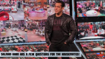 Who is the Ghulam in the Bigg Boss house?