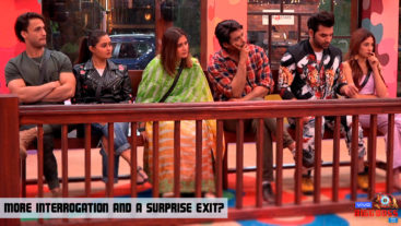 Sawaalon ka silsila with Rajat Sharma and one spooky night in the BB 13 house!