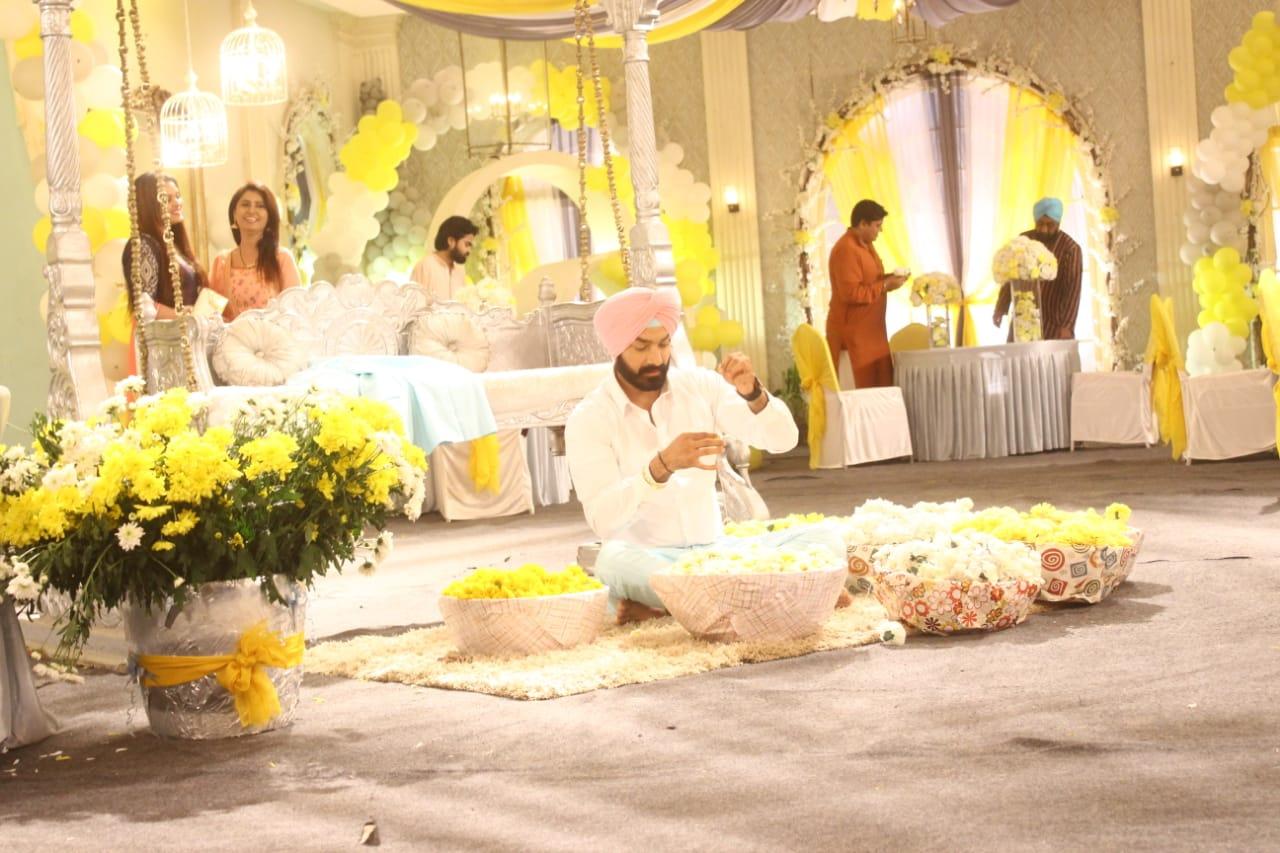 Let the godh bharai celebrations begin!