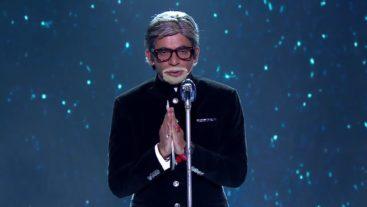 Sunil Grover bane nakli Bachchan saab ne ki humaare finalists aur asli @BeingSalmanKhan ke saath khood saari masti on #BB13GrandFinale! Watch #BB13Finale tonight at 9 PM.