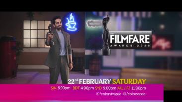Bollywood aur Filmfare ko dekhiye Ayushmann Khurrana ke nazariye se in Awesome Assam!