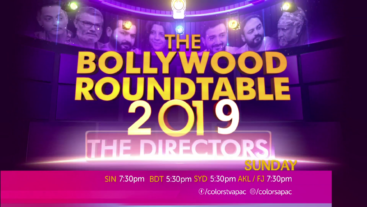 Watch The Bollywood Roundtable 2019 on Sunday at 7:30 pm SIN