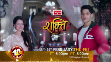 Watch Shakti 13-14 Feb Thu-Fri 8pm ET/PT