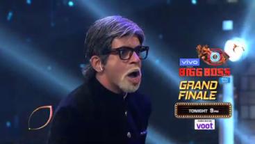Sunil Grover kar rahe Salman Khan aur sabhi ex-contestants ko khoob entertain. Miss na karein #BB13GrandFinale aaj raat 9 baje sharp!
