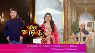 Watch Pavitra Bhagya Mon-Fri 6:30 PM SIN!