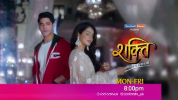 Watch Shakti Mon-Fri 8 PM on Colors Tv UK !