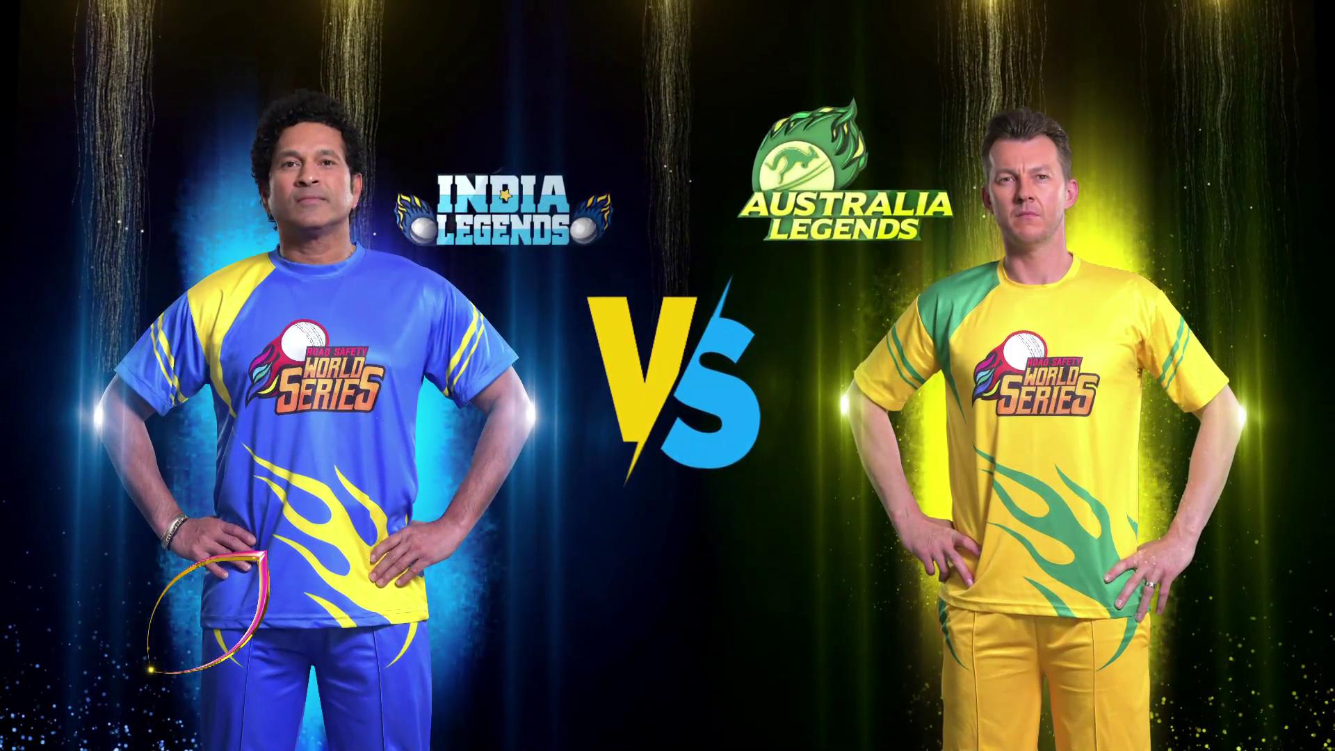 Start ho rahi hai Cricket Ki Sabse Badi Rivalry Sachin Vs Bret Lee Ke beech, Road Safety World Series 7th March Se Live