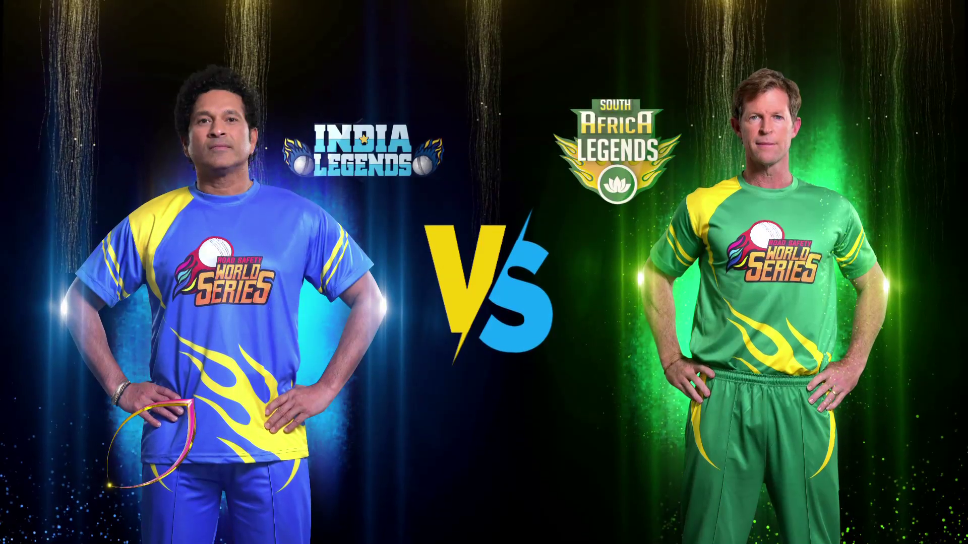 Road Safety World Series Starts on 7th March, Watch Cricket Rivalry Sachin Vs Jonty Rhodes