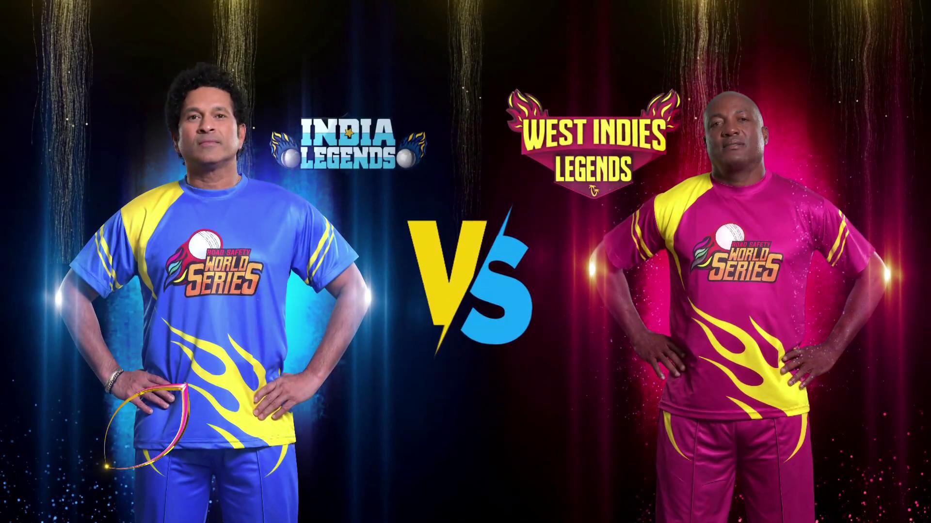 Start ho rahi hai Cricket Ki Sabse Badi Rivalry Sachin Vs Lara Ke beech, Road Safety World Series 7th March Se Live