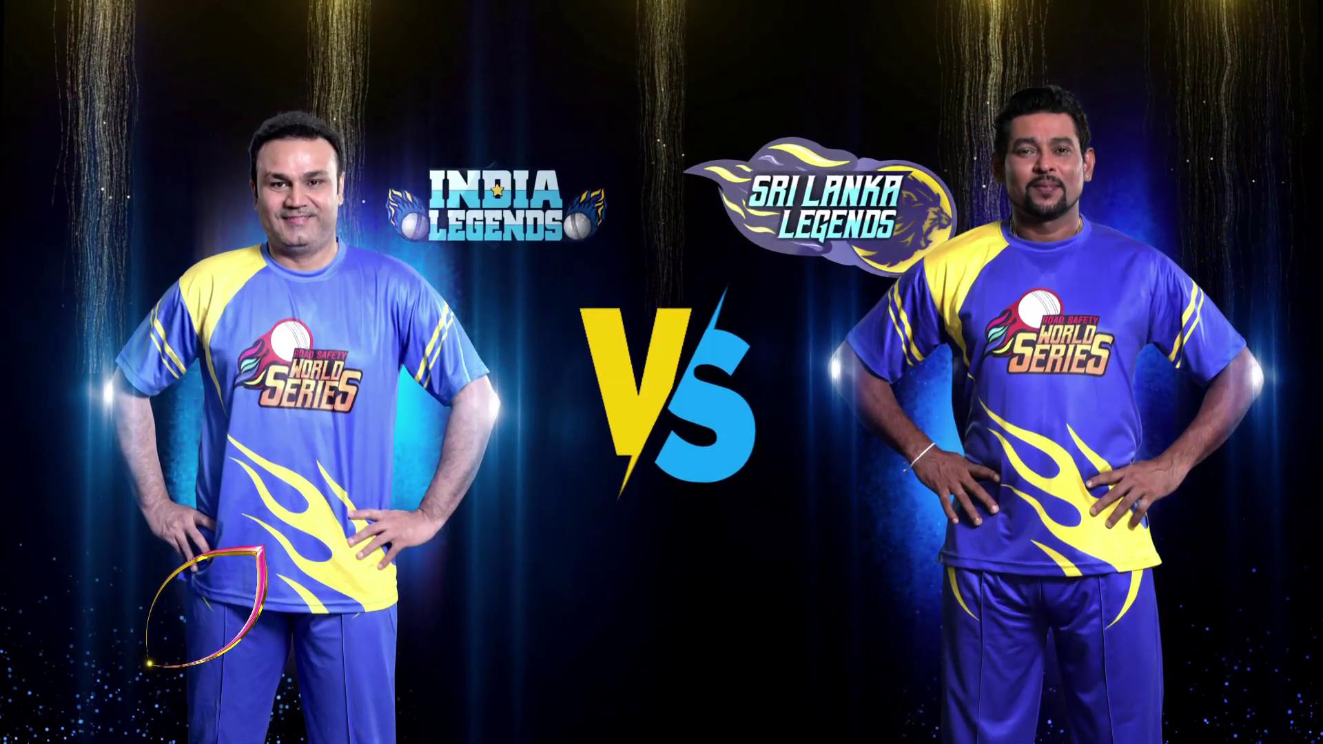 Road Safety World Series 7th March Se Live, Dekhiye Cricket Ki Rivalry Sehwag Vs Dilshan Ke beech!