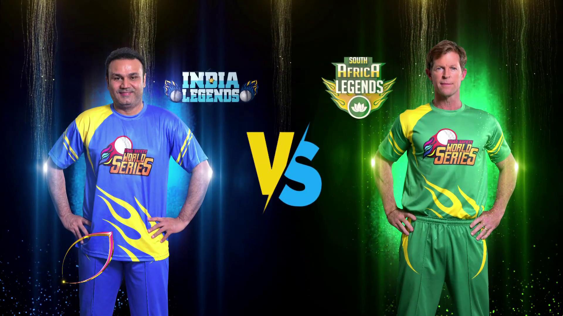 Road Safety World Series 7th March Se Live, Dekhiye Cricket Ki Rivalry Sehwag Vs Jonty Rhodes Ke beech!