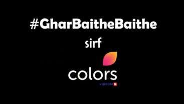 #Gharbaithebaithe hogi entertainment ki barsaat Colors ke saath! We are bringing back tour favourite shows so that this quarantine time becomes your favourite family time! ❤️