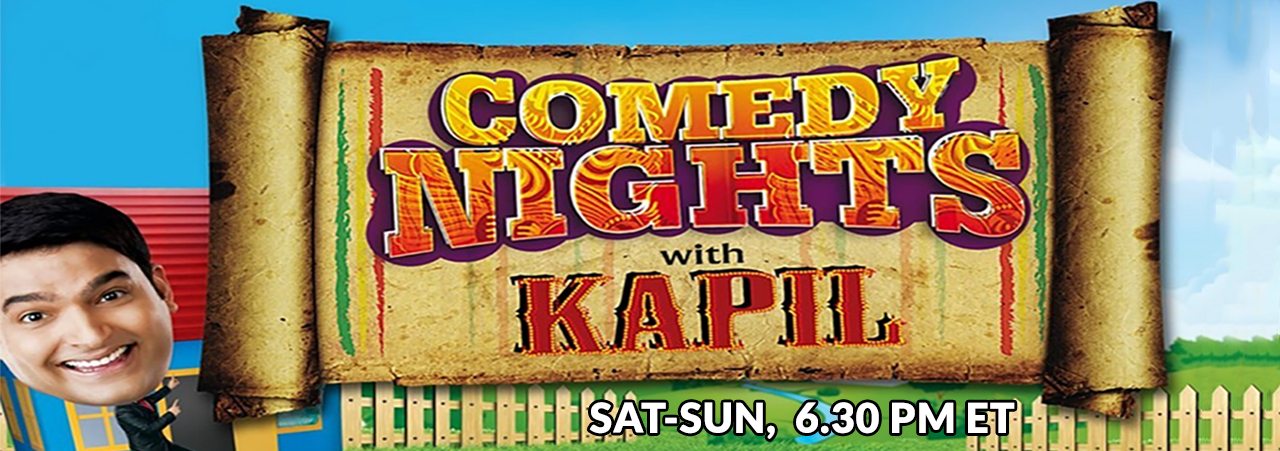 Comedy Night With Kapil US
