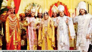 Seven interesting facts about Mahabharat circa 1988