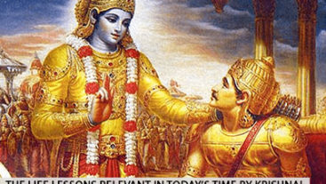 5 life lessons that we've learnt from Krishna!