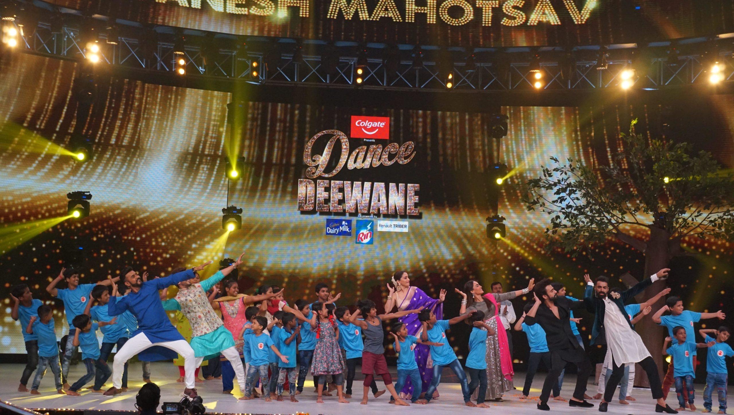 A trip down the Dance Deewane 2 lane!