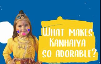 Natkhat Kanhaiya hai sabse pyaare, hai na?