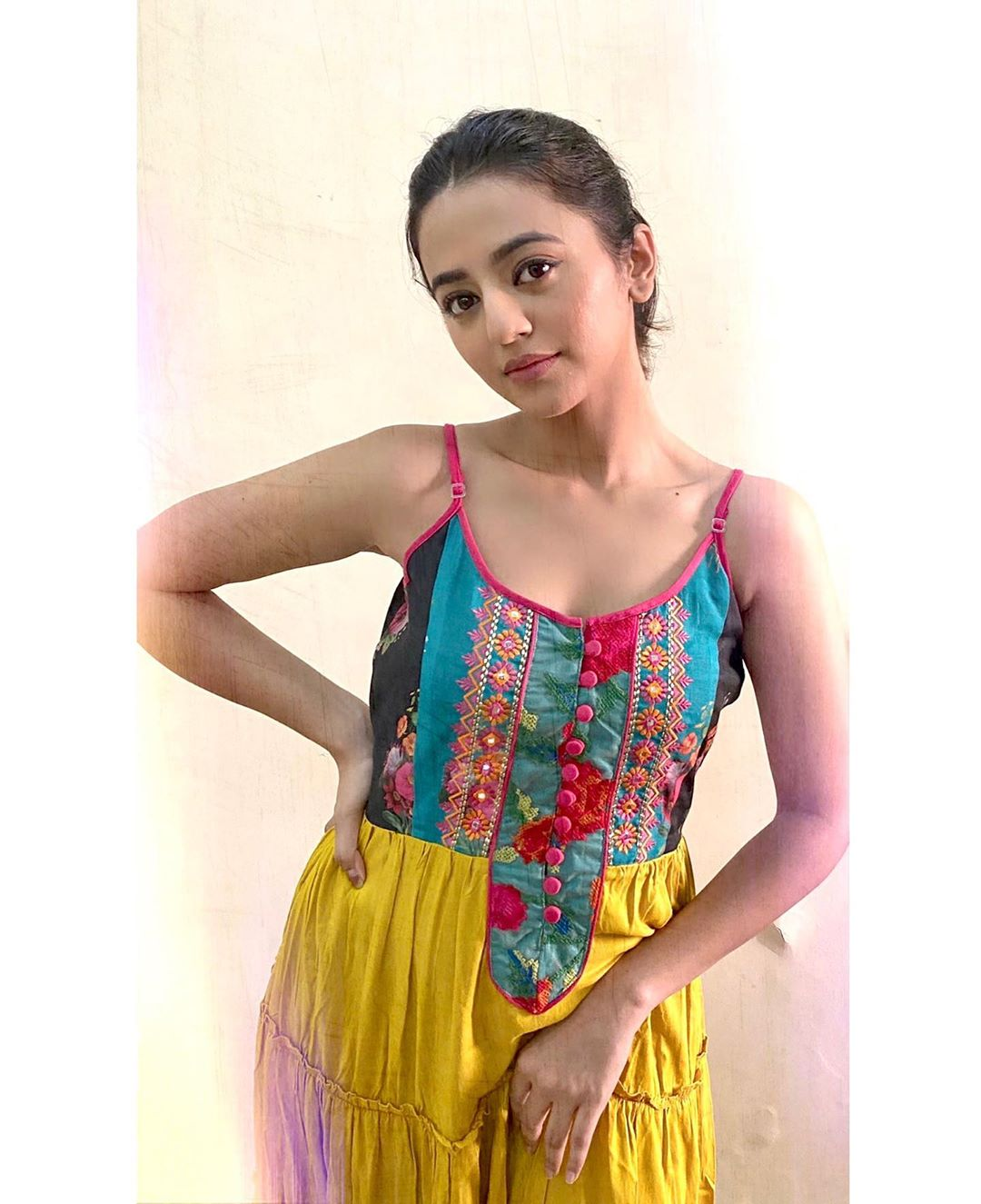 Meet Ridhima a.k.a Helly Shah!