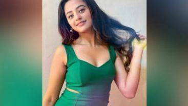 Meet Ridhima a.k.a Helly Shah!