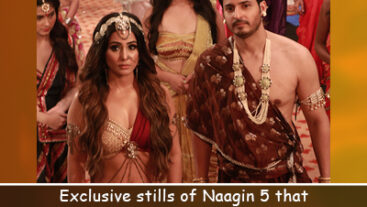 Click here for an exclusive sneak peek Naagin 5