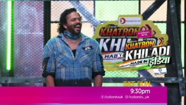 Watch #Khatron Ke Khiladi – Made in India Sat-Sun at 9:30 PM on Colors UK!