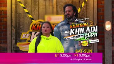 Khatron Ke Khiladi – Made In India
