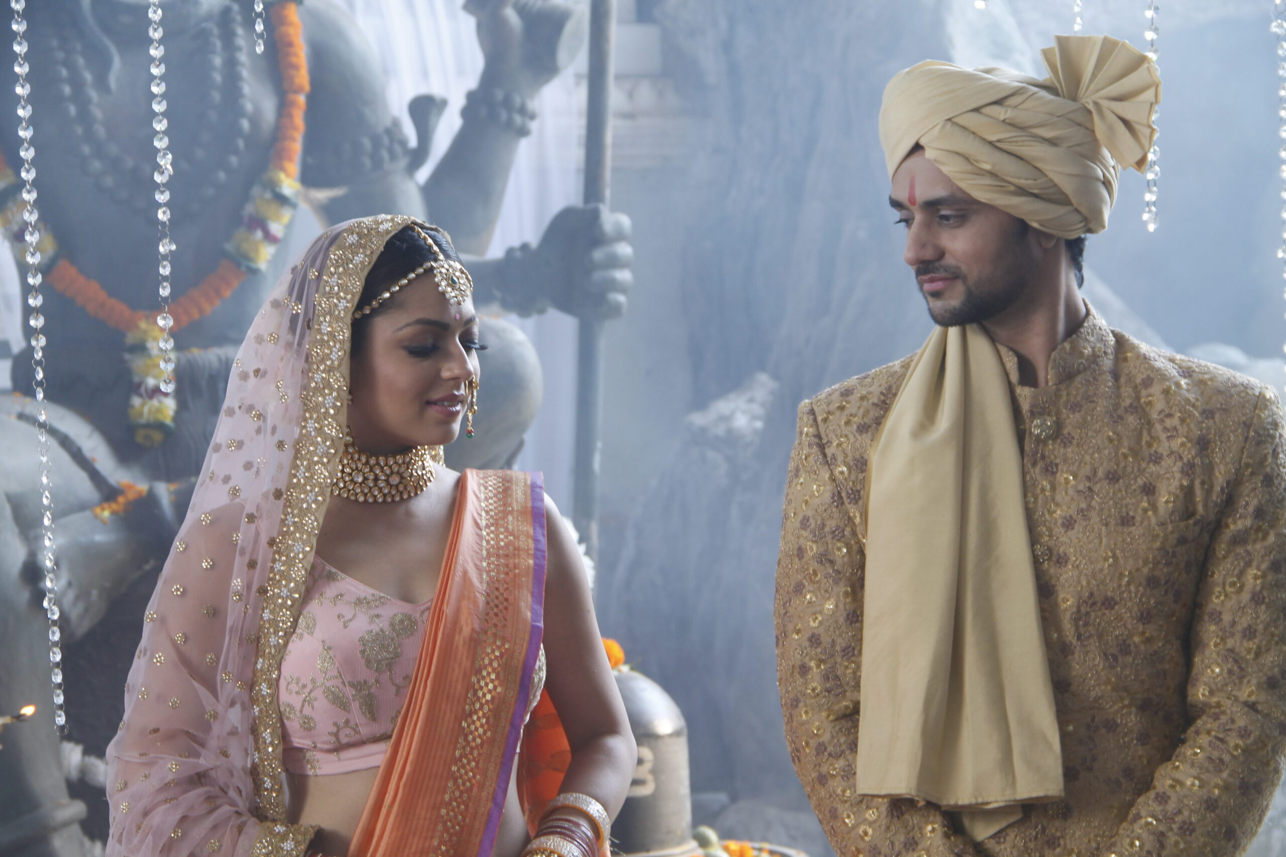 Didn't Nandini steal your heart away as a bride?