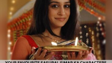 A little dose of nostalgia! #SasuralSimarKa