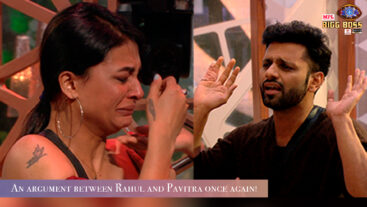 A major showdown between Pavitra and Rahul