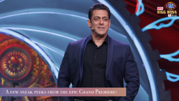 Grand Premiere with Super Host Salman Khan and the Toofani Seniors – Gauahar Khan, Hina Khan and Sidharth Shukla!