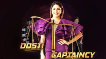 Kya captaincy ki race mein aayegi Nikki aur Jaan ki dosti mein daraar? Watch it tonight at 10:30 PM. Catch it before TV on Voot Select