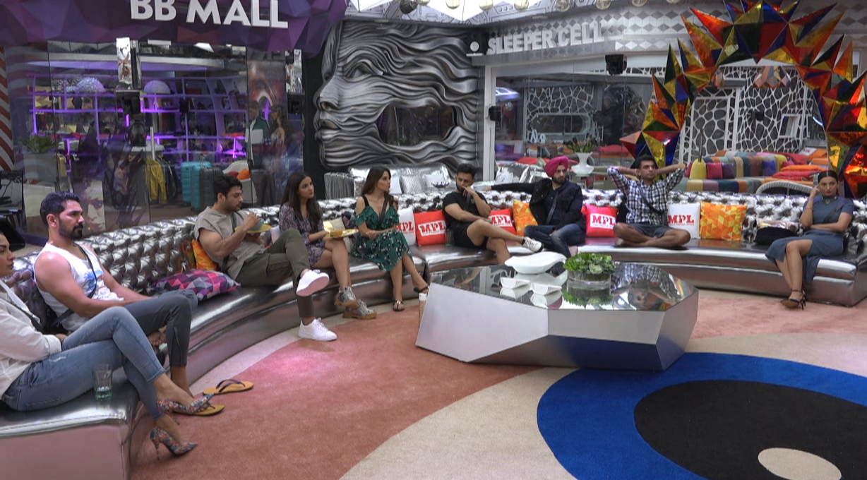 A glimpse of Day 2 in the Bigg Boss 14 house!