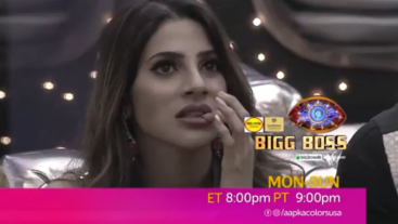Bigg Boss 14 Mon-Sun 8 PM ET/9 PM PT on AKC US!