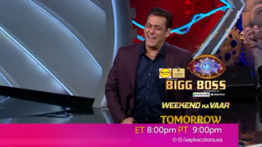 Watch Bigg Boss 14 Weekend Ka Vaar Sat-Sun 8 PM ET / 9 PM PT On Aapka Colors US!