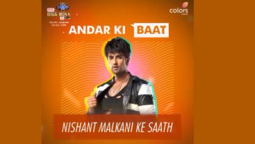 Andar ki baat with Nishant Singh Malkani!