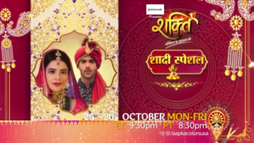 Watch Shakti Mon-Fri 9.30 PM ET/ 8.30 PM PT on AKC US!