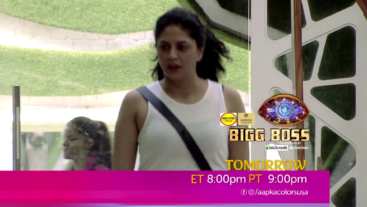 Watch Bigg Boss Every Day 8 PM ET 9 PM PT on Aapka Colors