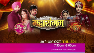 Watch Mahasangam 29th-30th Oct on Colors UK