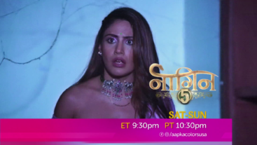 Watch Naagin Sat-Sun 9:30 PT ET  10:30 PM PT on AKC US