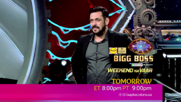 Watch Bigg Boss 14 Mon-Fri 8 PM ET/ 9 PM PT on Aapka Colors USA