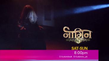 Watch Naagin Sat-Sun 8 PM on Colors Tv UK
